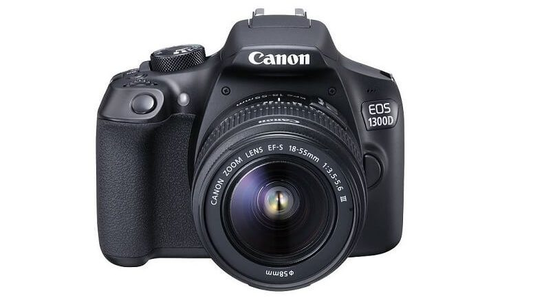I migliori obiettivi per Canon 1300D