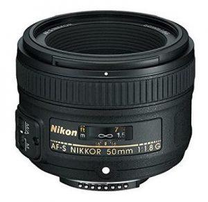Nikon d3500 quel objectif