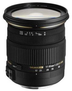 meilleur objectif pour Nikon d3500