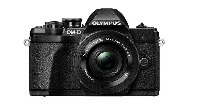 meilleur objectif pour Olympus Om-D E-M10 Mark III