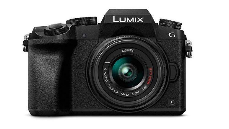 migliori obiettivi per Panasonic Lumix G7
