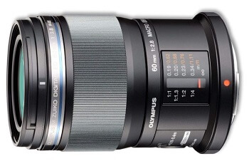 objectif compatible olympus