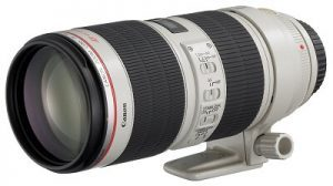 quel objectif acheter Canon EOS 5D MARK IV