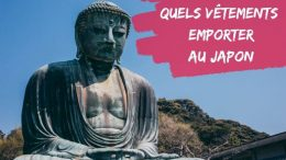 quels vetements pour le japon