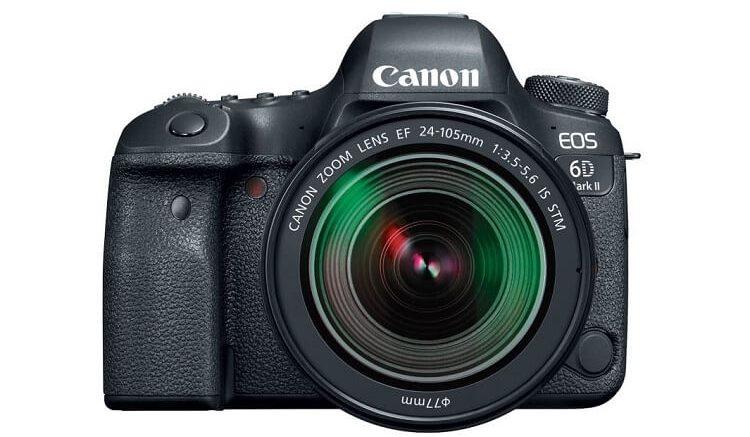 De beste Lenzen voor Canon EOS 6D Mark II