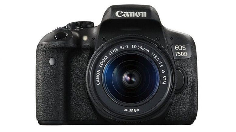 De beste Lenzen voor Canon EOS 750D