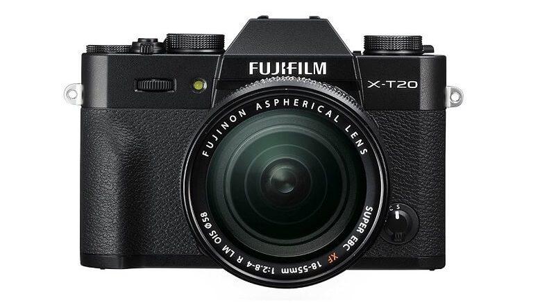 De beste Lenzen voor Fujifilm X-T20