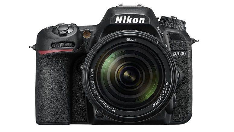 De beste Lenzen voor Nikon D7500