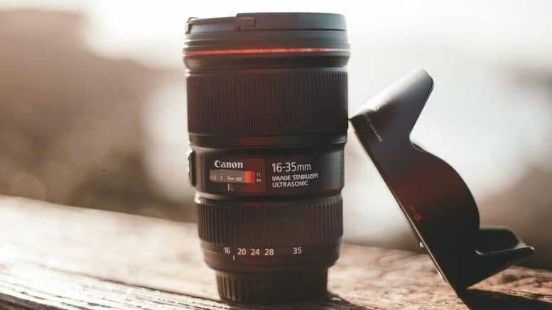 De beste Lenzen voor Canon EF (Full Frame - Vollformat)