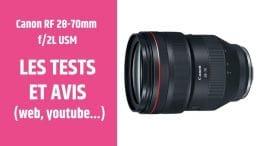 test Canon RF 28-70mm f2L USM