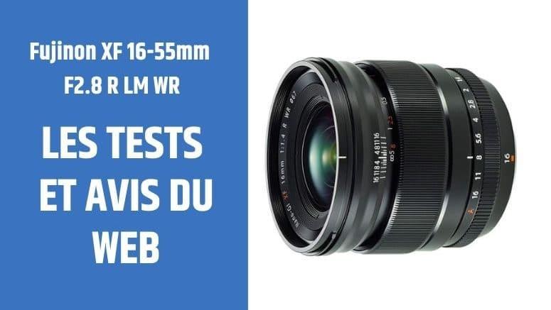 test Fujinon XF 16mm F1.4 R WR