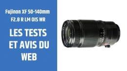 test Fujinon XF 50-140mm F2.8 R LM OIS WR