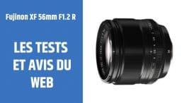test Fujinon XF 56mm F1.2 R