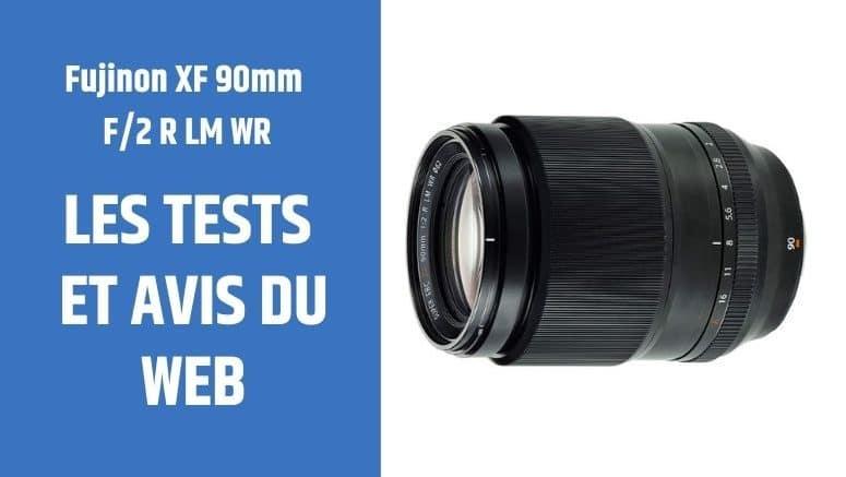 test Fujinon XF 90mm F2 R LM WR