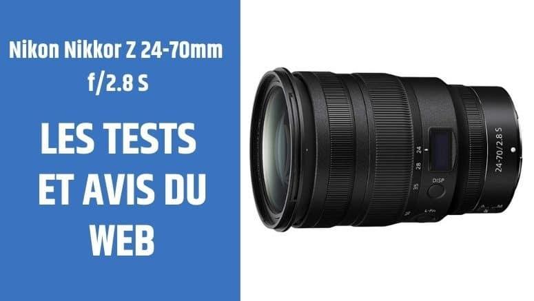 test Nikon Nikkor Z 24-70mm f2.8 S