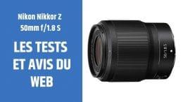test Nikon Nikkor Z 50mm f1.8 S