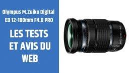 test Olympus M.Zuiko Digital ED 12-100mm F4.0 PRO