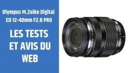 test Olympus M.Zuiko Digital ED 12-40mm F2.8 PRO