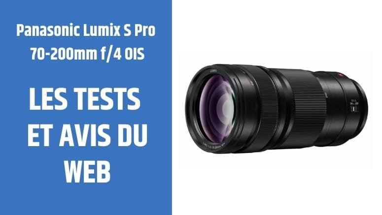 test Panasonic Lumix S Pro 70-200mm f4 OIS
