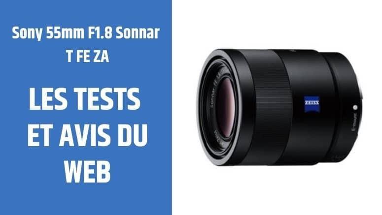 test Sony 55mm F1.8 Sonnar T FE ZA