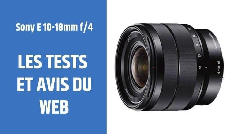 test Sony E 10-18mm f4