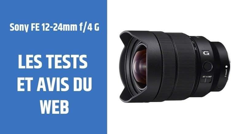 test Sony FE 12-24mm f4 G