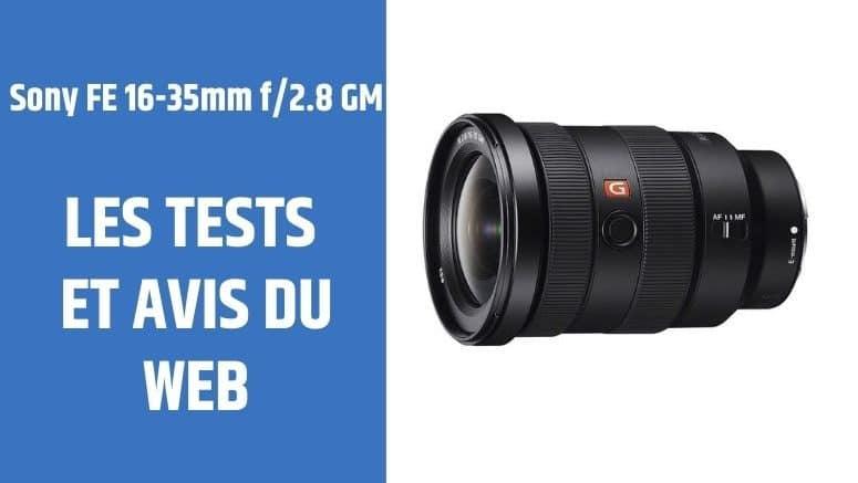 test Sony FE 16-35mm f2.8 GM