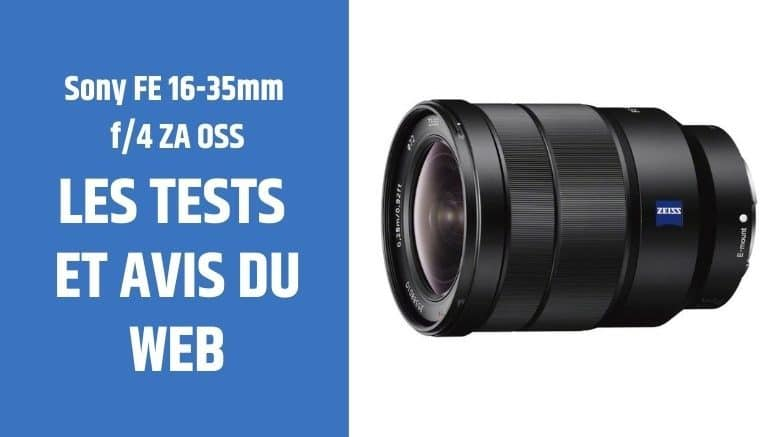 test Sony FE 16-35mm f4 ZA OSS