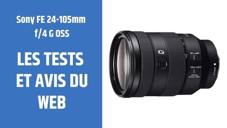 test Sony FE 24-105mm f4 G OSS