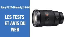 test Sony FE 24-70mm f2.8 GM