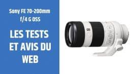 test Sony FE 70-200mm f4 G OSS