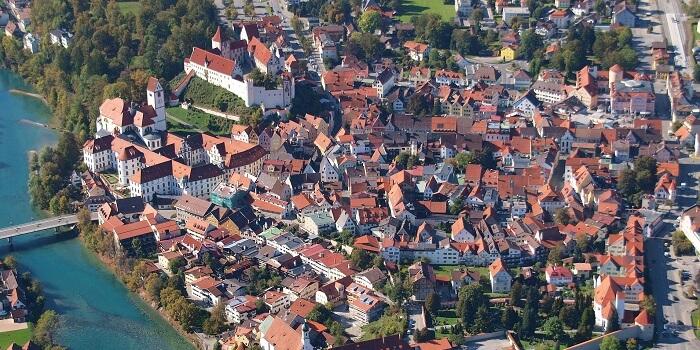 (11) les plus belles villes allemagne
