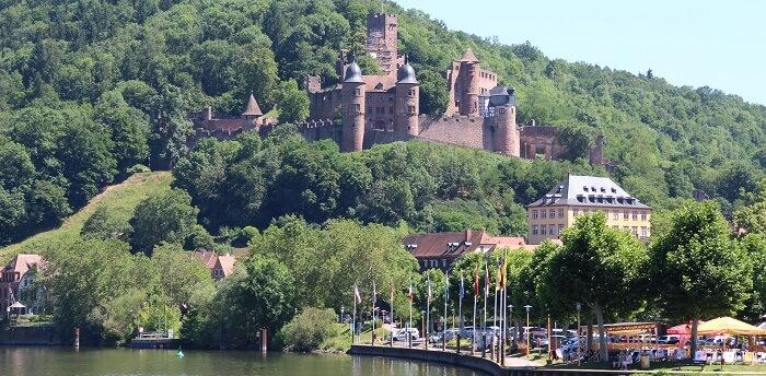Top plus belles villes d'Allemagne