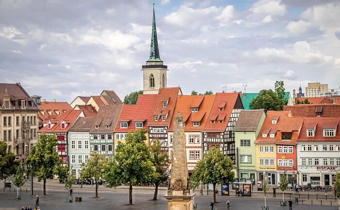 (8) les plus belles villes allemagne