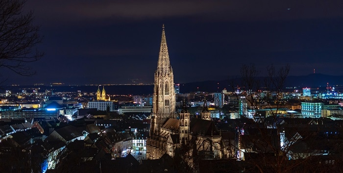 (9) les plus belles villes allemagne