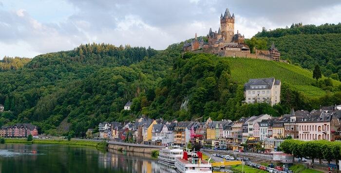 belles villes allemande