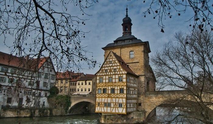 les plus belles villes allemandes