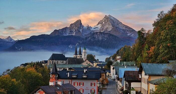plus belles villes allemande